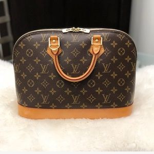 ♥️Authentic Louis Vuitton Alma PM